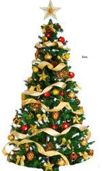 Julgran hos Ekoplantan i Torsås